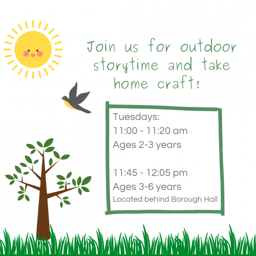 outdoor storytime 2
