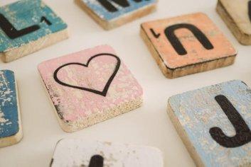 scrabble heart block